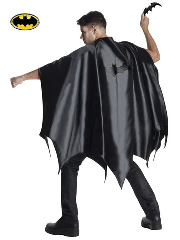 Mens Batman Deluxe Adult Cape