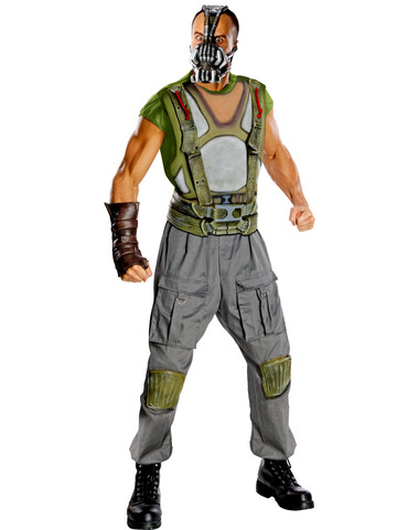 Mens Batman DLX Bane Costume