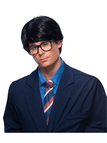 Character Black Wig Mens