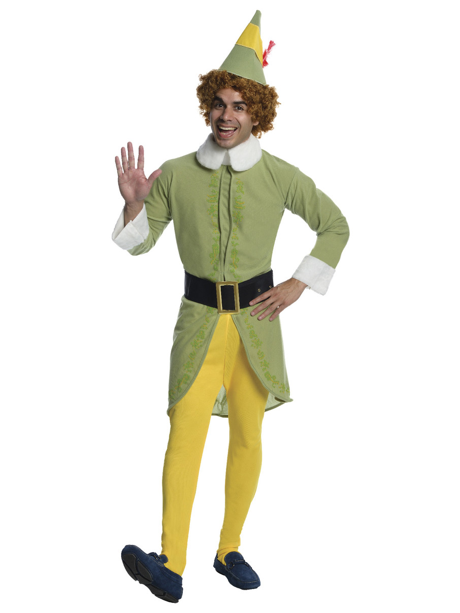 View larger image of Buddy Elf Adult Costume
