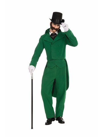 Caroling Gentleman Mens Costume