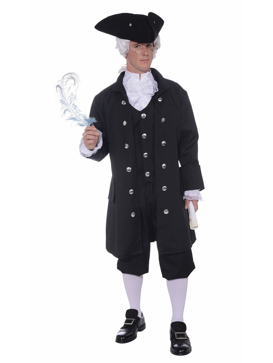 View larger image of Mens Co-founding Father Costume