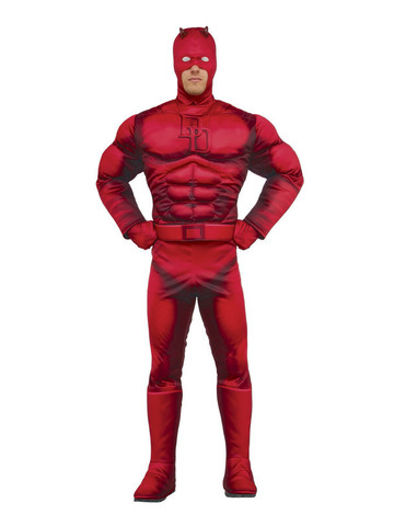 Mens Daredevil Deluxe Costume