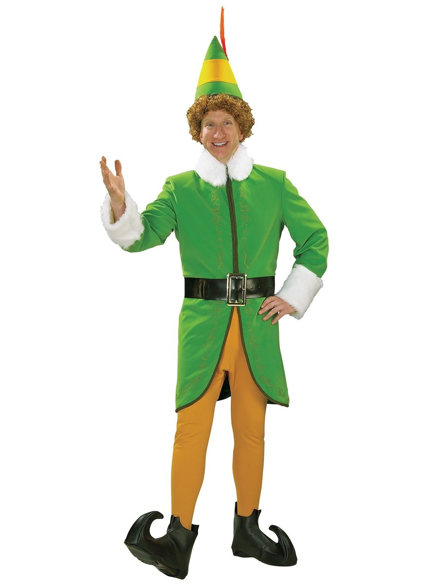 View larger image of Mens Deluxe Buddy Costume