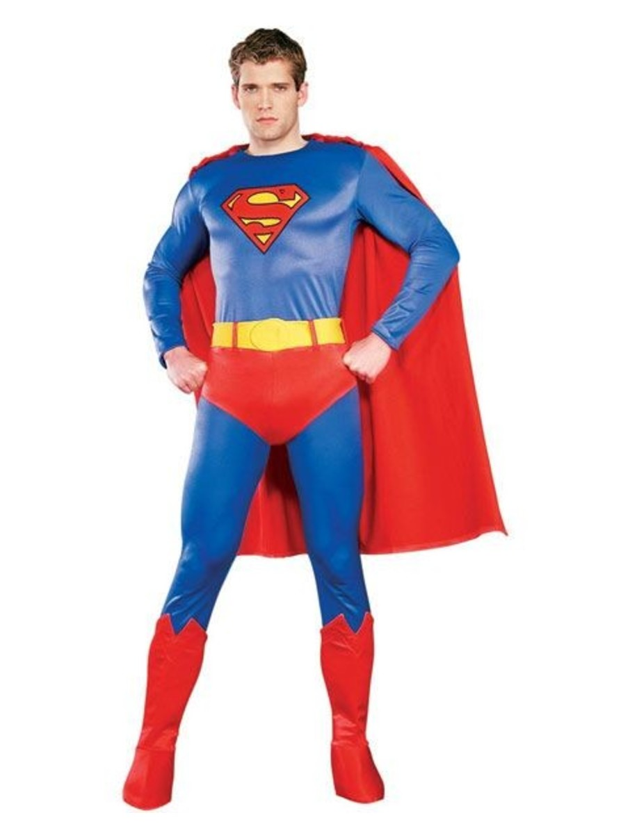 View larger image of Mens Deluxe Regency Superman Costume