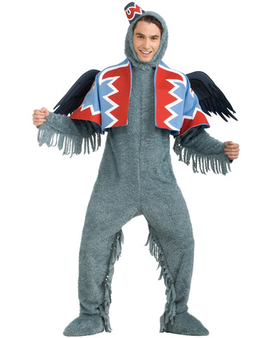 Mens Deluxe Winged Monkey Costume
