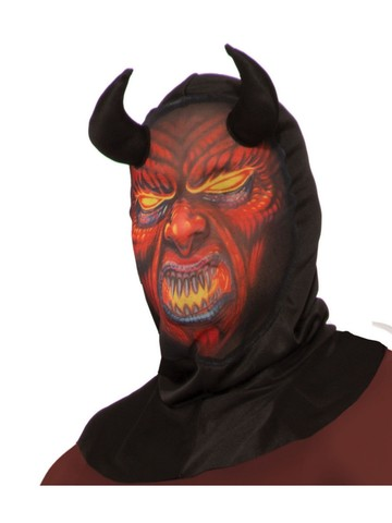 Demon Master Mens Costume