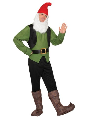 Men's Forest The Gnome Classic Costume