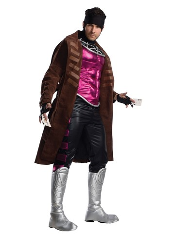 Gambit Marvel Comics Costume for Adults