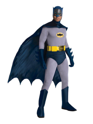 Mens Grand Heritage Batman Costume XL