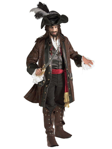 Adult Grand Heritage Pirate Costume