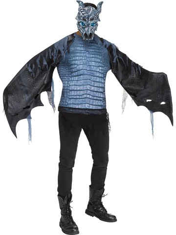 Ice Dragon Costume for Men