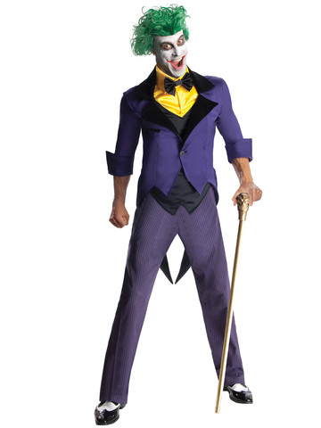 Mens Joker Costume
