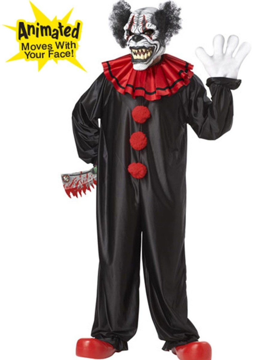 View larger image of Mens Last Laugh the Clown Costume