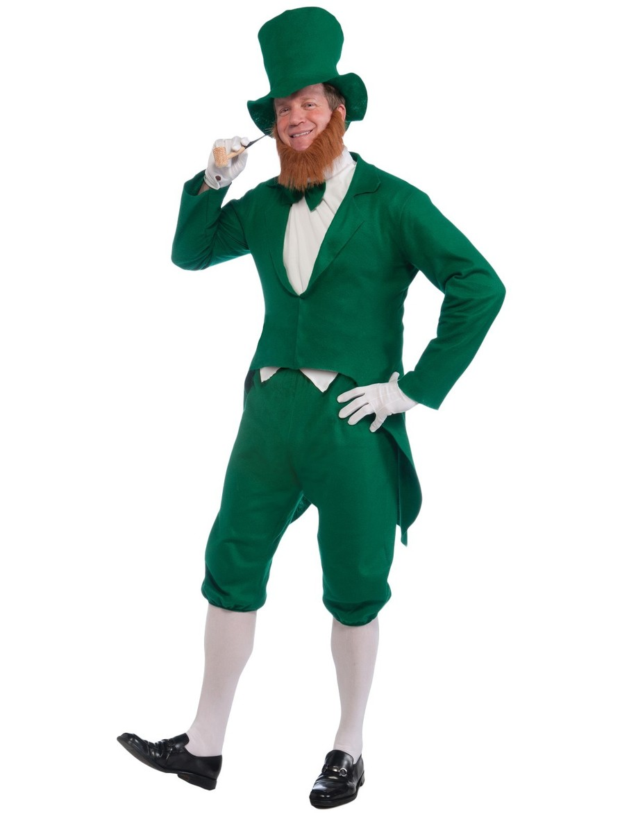 View larger image of Lucky Leprechaun Adult Costume
