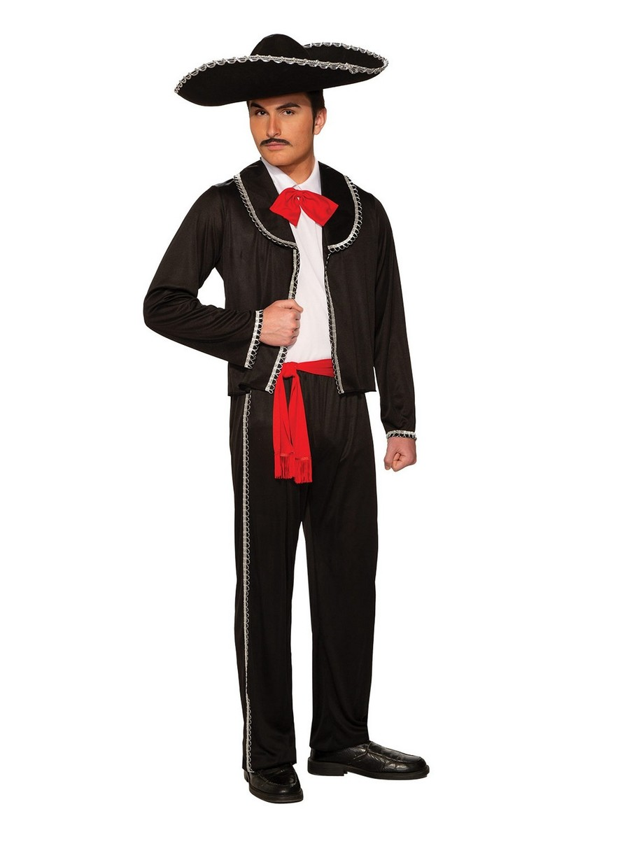 View larger image of Mens Mariachi Costume