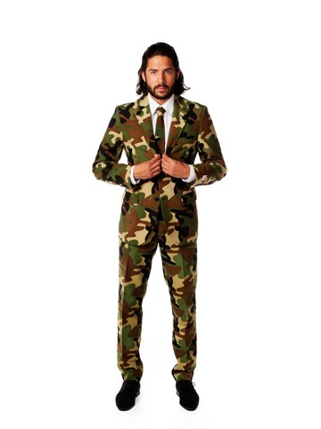 Mens OppoSuits Commando Suit