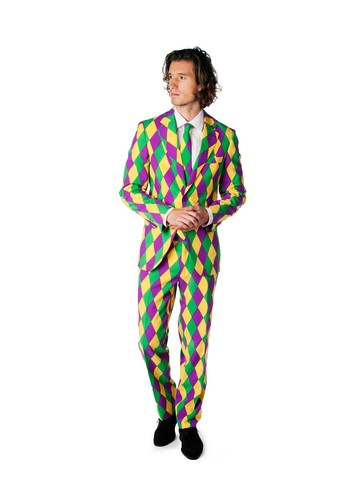 Mens OppoSuits Harleking Suit