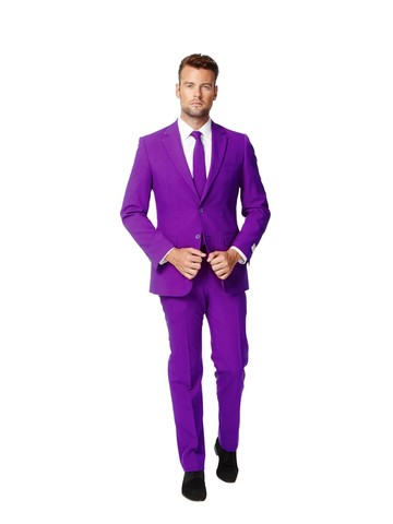 Mens OppoSuits Purple Prince Suit