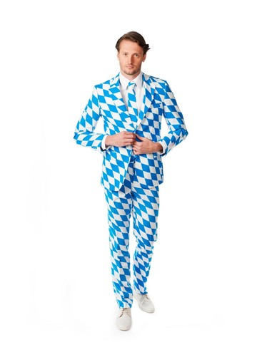 Mens OppoSuits The Bavarian Suit