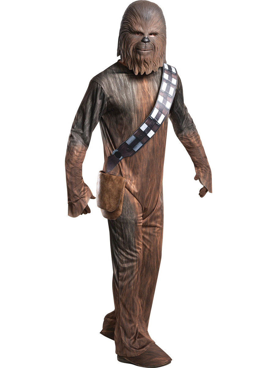 View larger image of Mens Classic Star Wars Chewbacca Costume