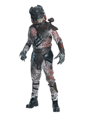 Mens Predator Costume