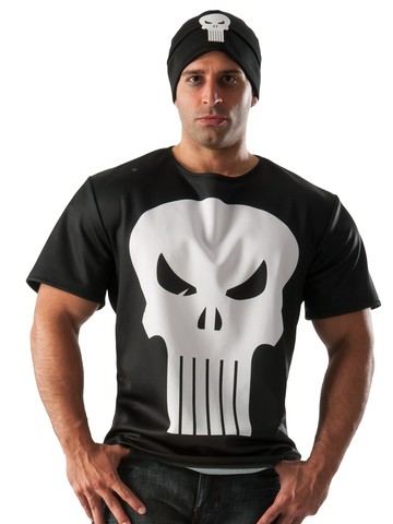 Mens Punisher T-Shirt