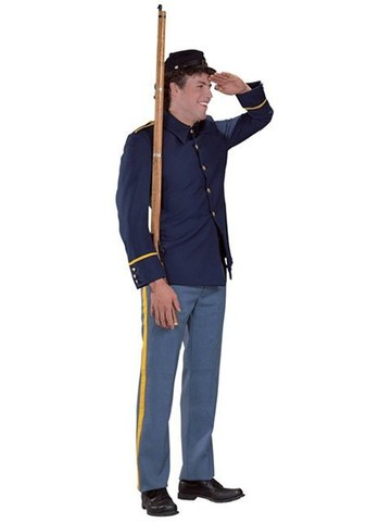 Regency Collection Union Soldier Adult Costume