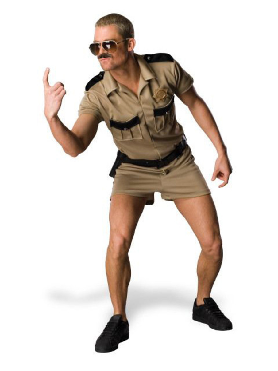 View larger image of Reno 911 Lt. Dangle Adult Costume