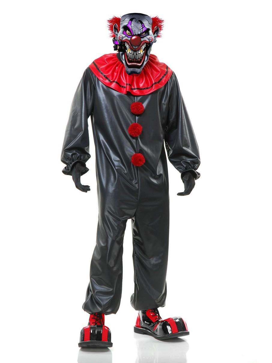 View larger image of Men's Smokin Joe The Evil Clown Costume