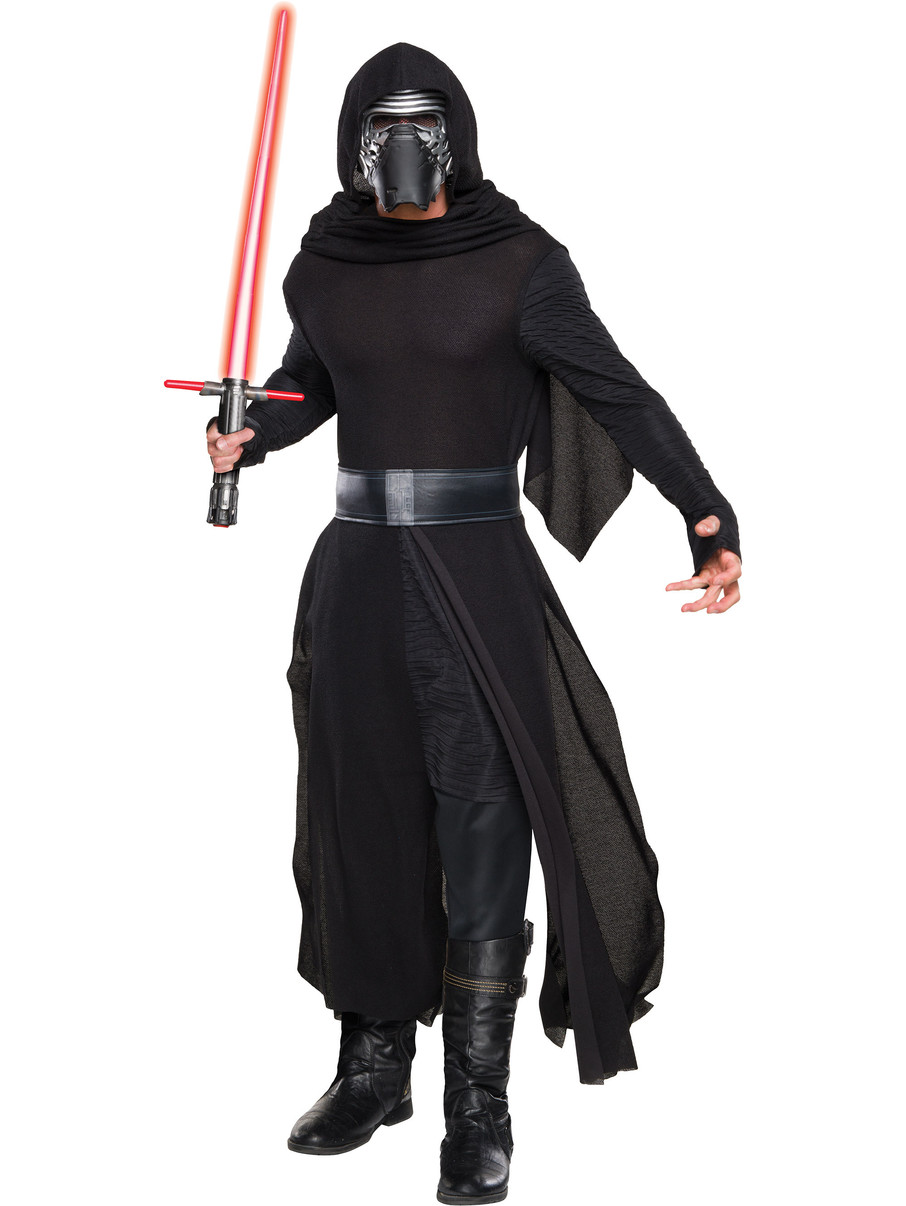View larger image of Mens Star Wars The Force Awakens Deluxe Kylo Ren Costume