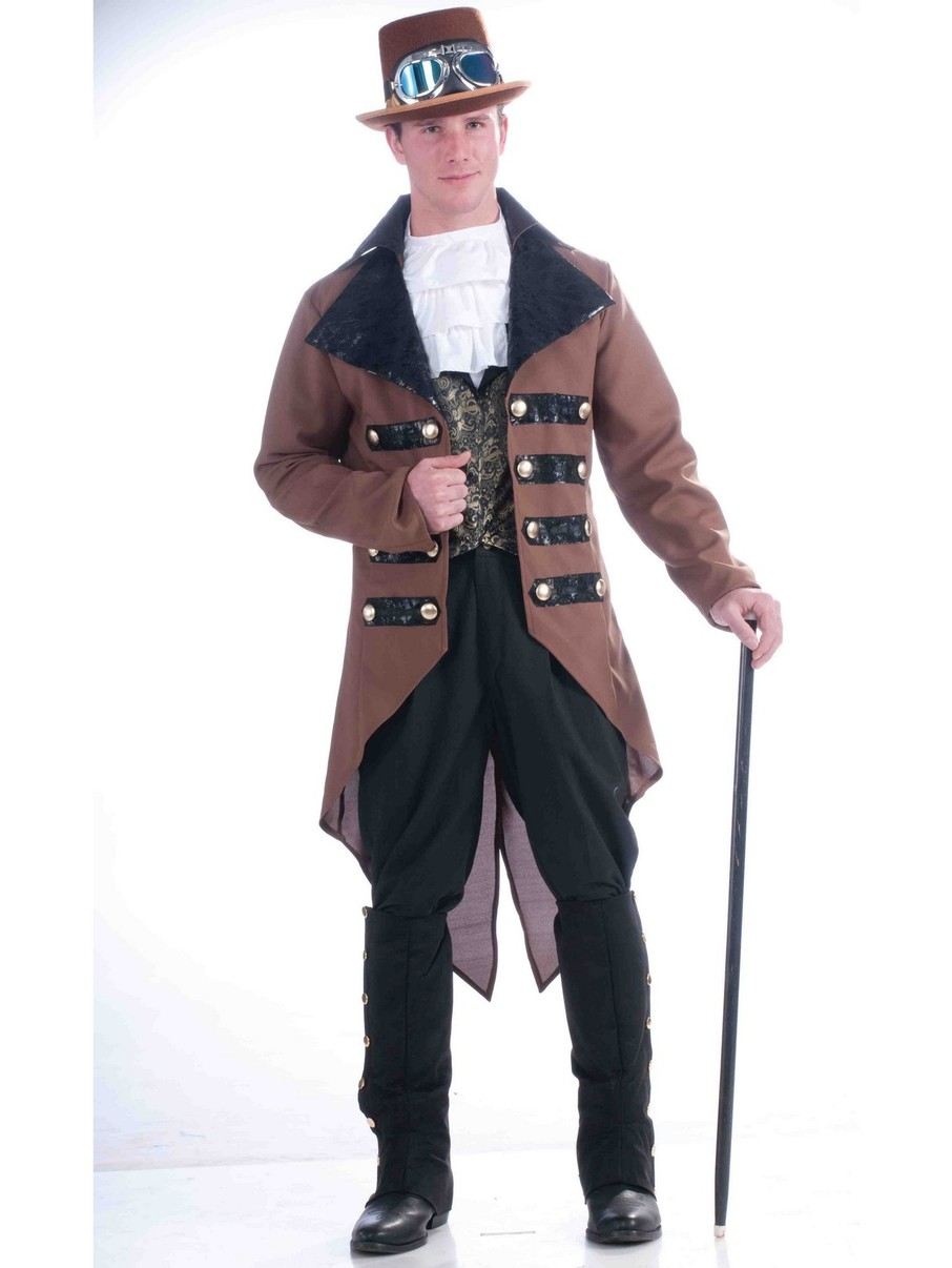 View larger image of Steampunk Adult Jack Costume