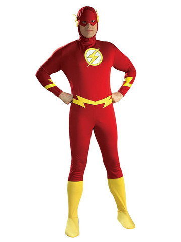 Flash Costume for Adults