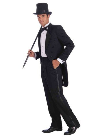 Plus Size Razzle Dazzle Tuxedo for Men