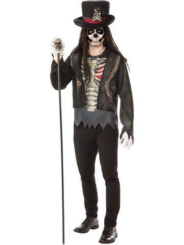 Voodoo Costume for Men
