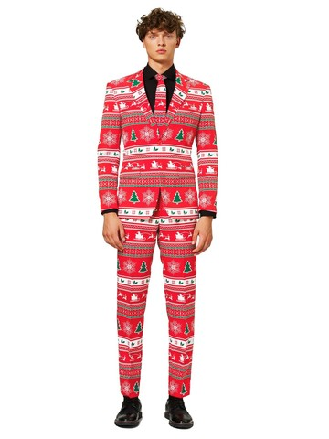Mens Winter Wonderland Opposuit