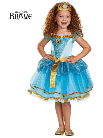 Merida Tutu Prestige Girl's Costume