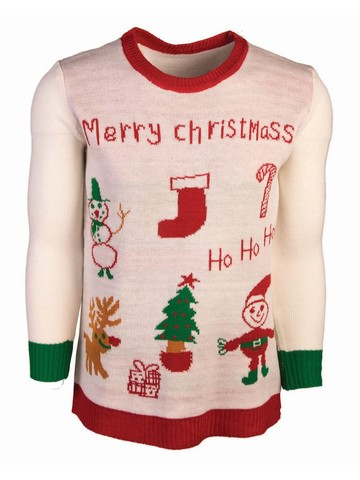 Merry Christmas Holiday Sweater