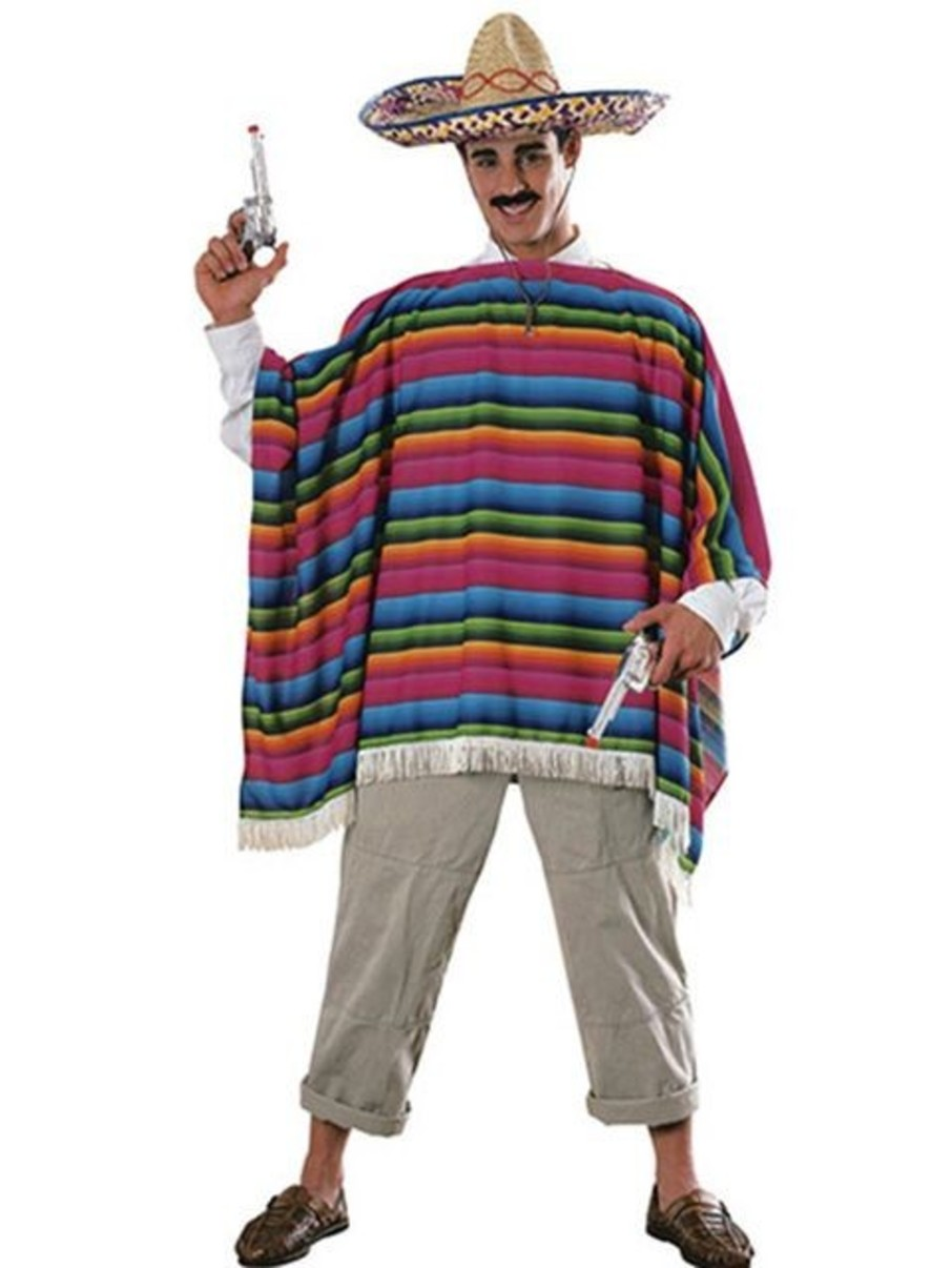 View larger image of Serape Adult Costume