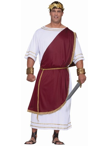 Adult Mighty Caesar Costume