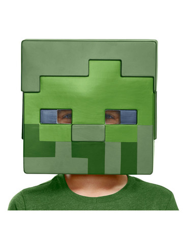 Minecraft: Zombie Kids Half Mask