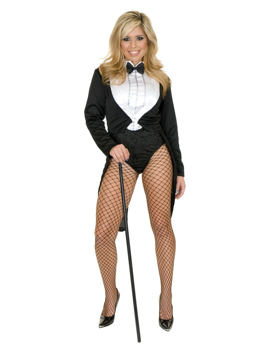View larger image of Miss Formalities Womens Tuxedo