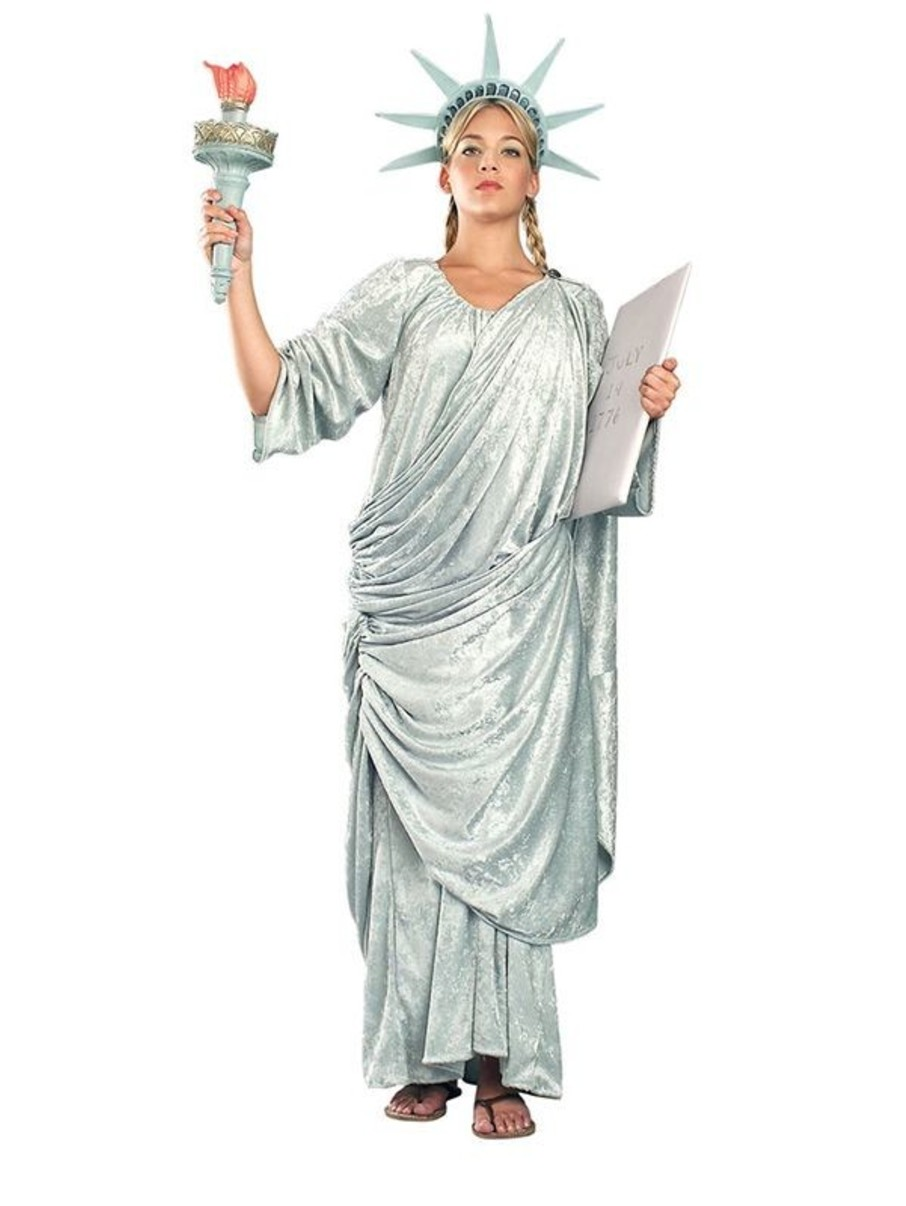 View larger image of Miss Liberty Adult Costume