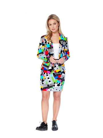 Miss Testival Womens Opposuit