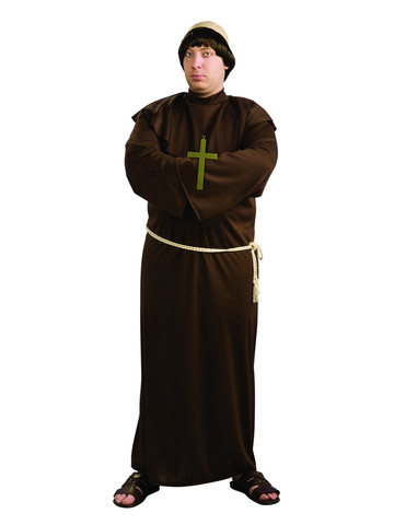Holy Monk and Cross Costume Kit