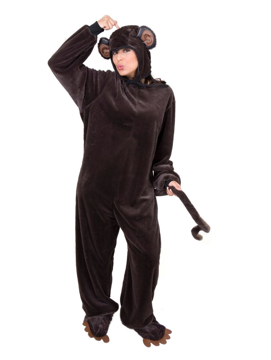 View larger image of Monkey Adult Costume