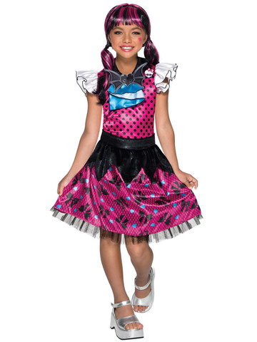 Kids Monster High - Draculaura Costume