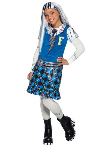 Kids Monster High - Frankie Stein Costume