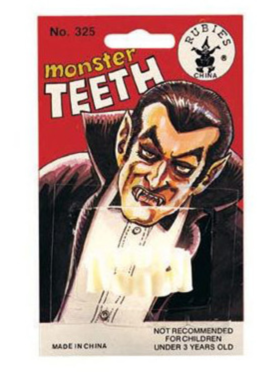 View larger image of Monster Teeth Accessory