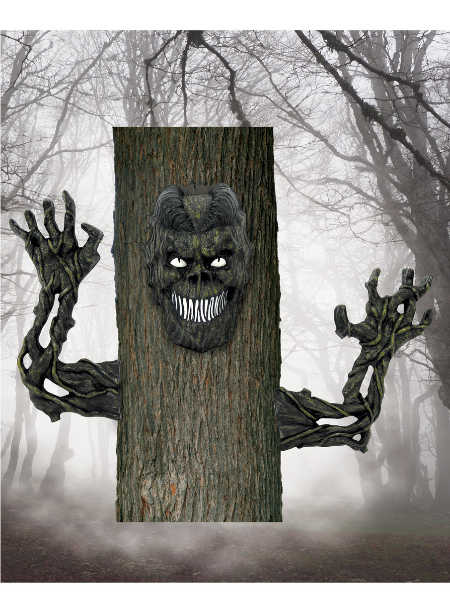 View larger image of Spooky Monster Tree Decoration